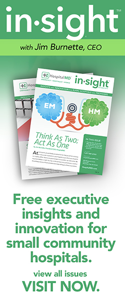 HospitalMD insights for Executives Free Library of Every Issue